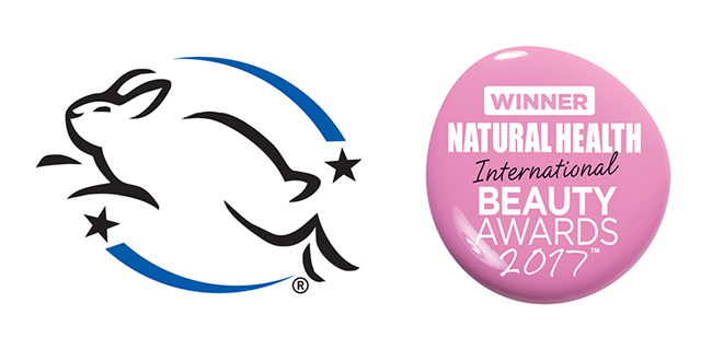 Winner Natural Health International Beauty Awards 2017